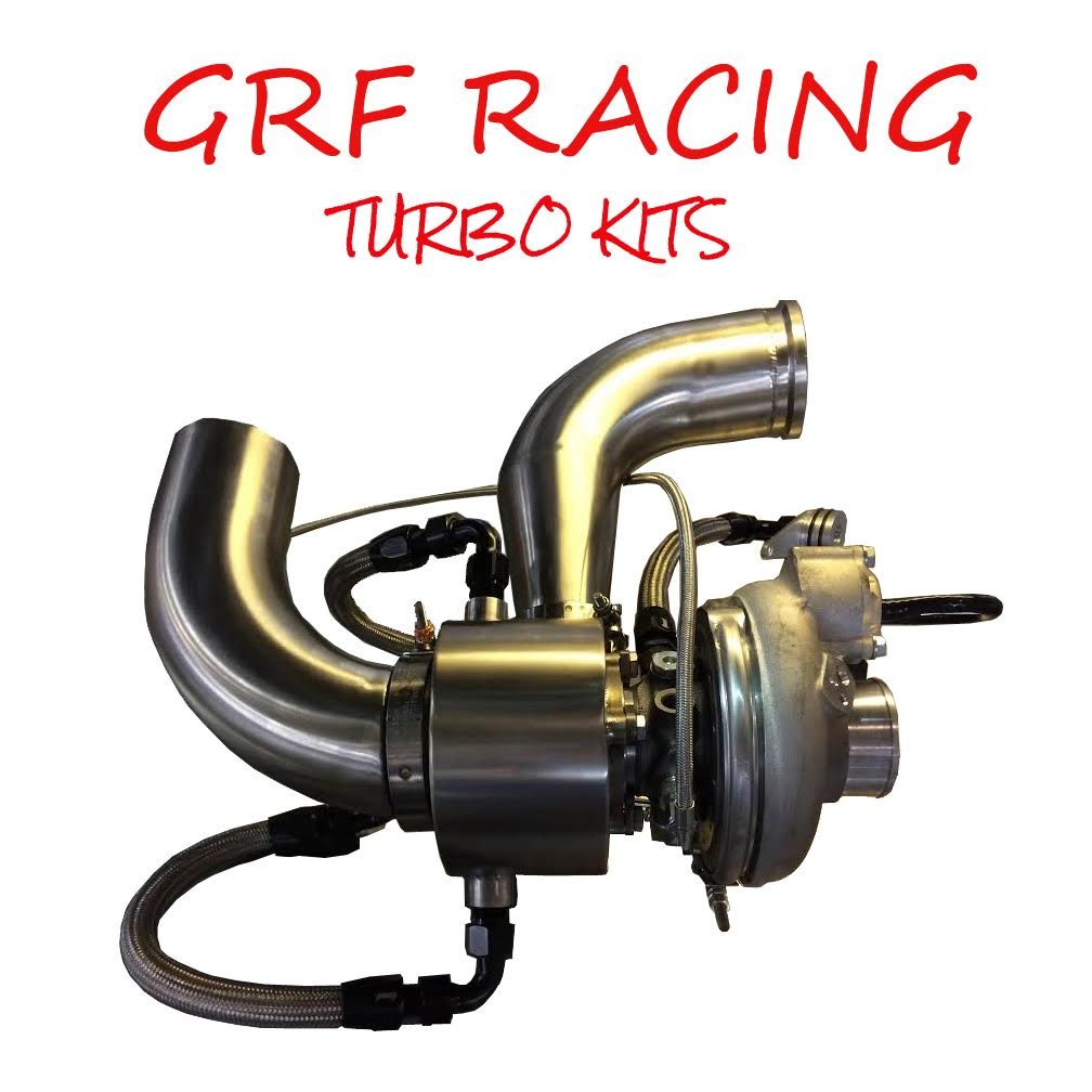 GRF Turbo System for Sea Doo