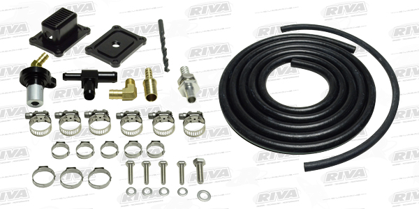 riva fz and fx sho  sho power cooler blow