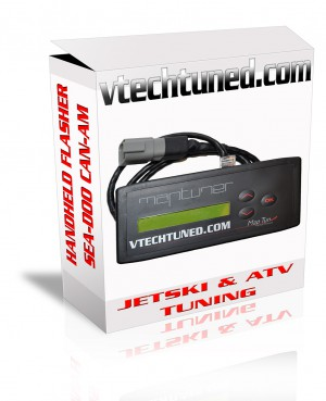 V-Tech Maptuner for Sea-Doo, Can-Am ATV & Spyder