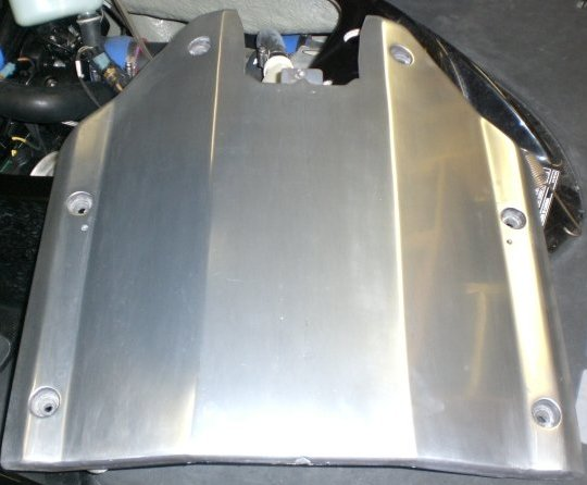 All Sea Doo 4-Tec's - modification to your ride plate