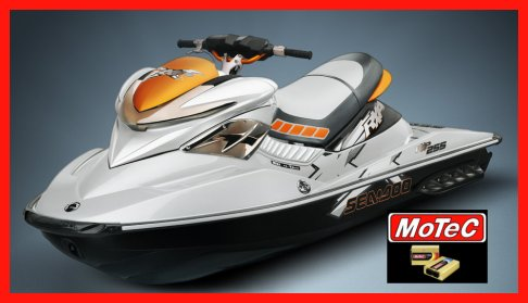 MoTeC for Sea Doo