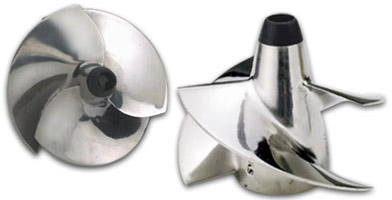 Superjet Super Camber Impeller 14.7-18.5 Degree