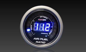 Dynojet Black Face Digital Gauge