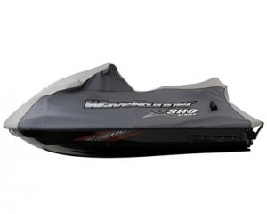 2010-11 SHO Yamaha Waverunner Cover CHARCOAL/GRAY/BLK