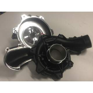 Rotax Racing Compressor housing 145 3+2