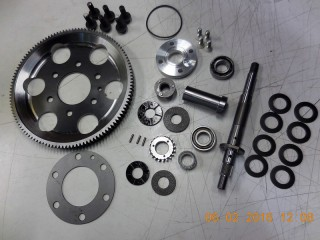 Rotax Racing COMPRESSOR DRIVE KIT 1 RACING