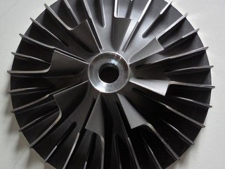 Rotax Racing Compressor impeller 135+2 racing