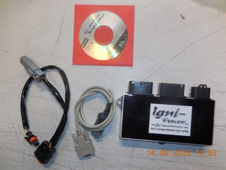 Rotax Racing NEW IGNI POWER FULL PROGRAMMABLE