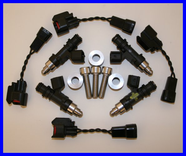 Injector Dynamics 725cc Injectors for Yamaha