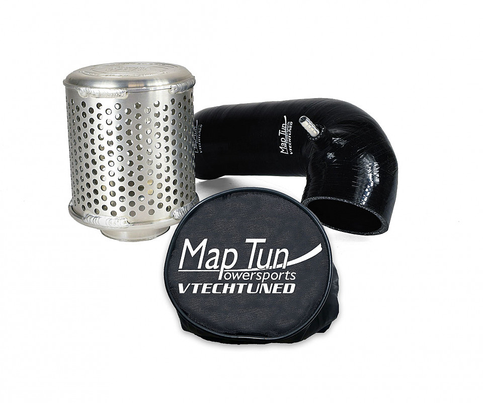 Maptun Cold Air Intake for Yamaha Sidewinder / Arctic Cat 9000