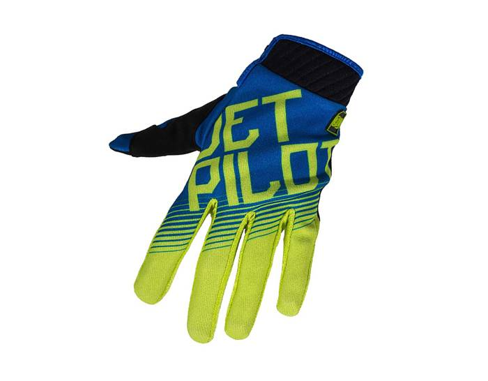 JetPilot Phantom Glove - Yellow