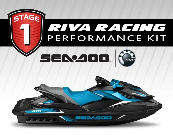 RIVA GTR 230/GTR-X 230 Stage 1 Kit 2016-19