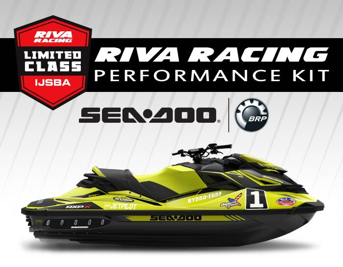 RIVA RXP-X 300 IJSBA Limited Class Race Kit 2016-18