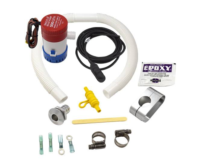 RIVA Deluxe Bilge Pump Kit