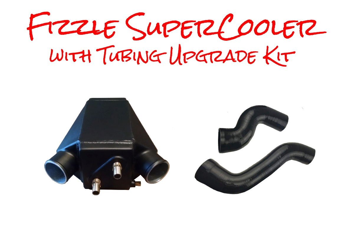 Fizzle Sea Doo 300 SuperCooler with Reinforced Piping