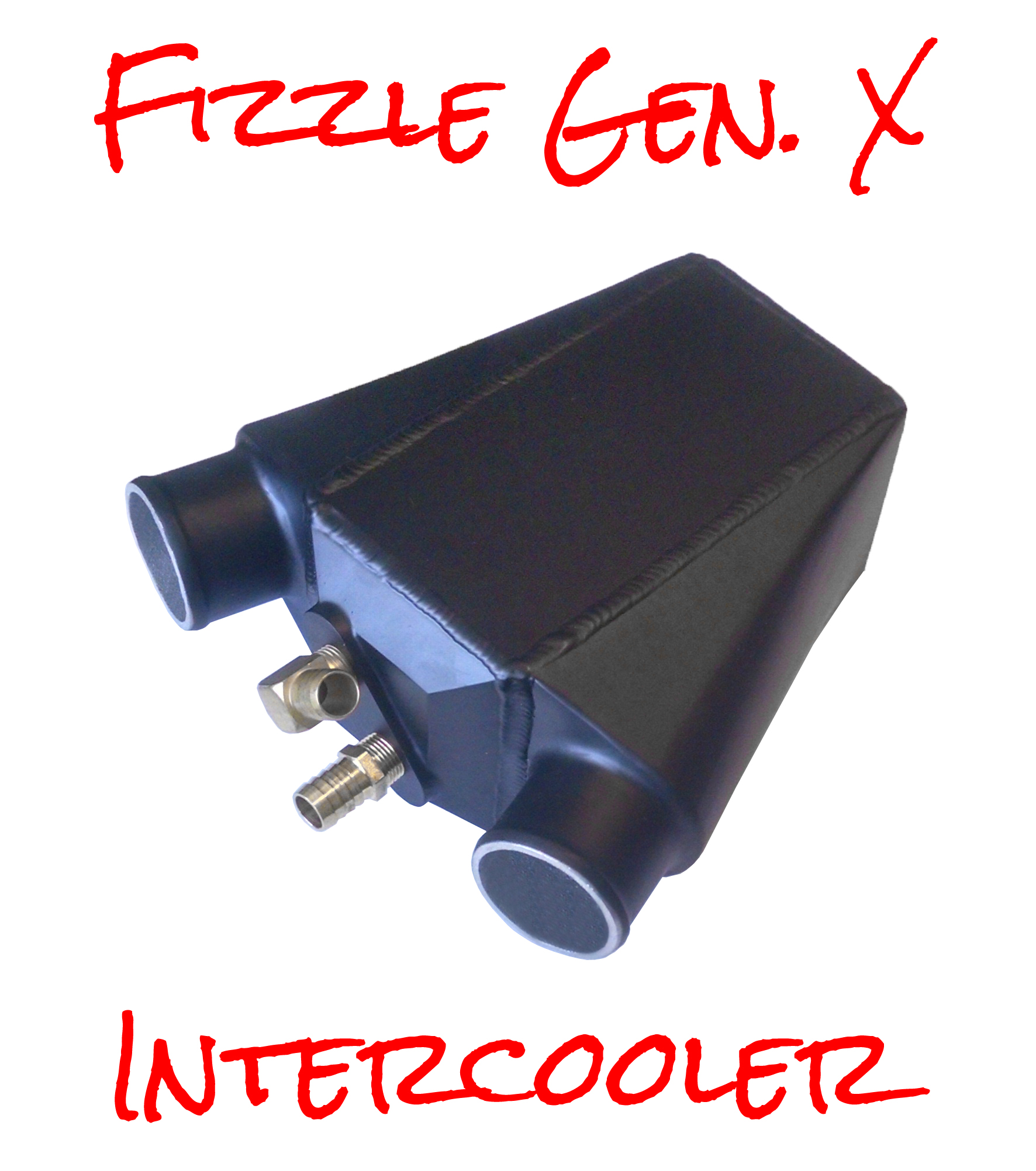 Fizzle Gen X Intercooler for 255/260 Skis