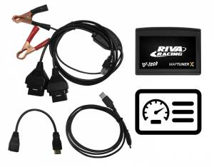 RIVA V-Tech Maptuner X Tuning Bundle Pack For Kawasaki Jetskis
