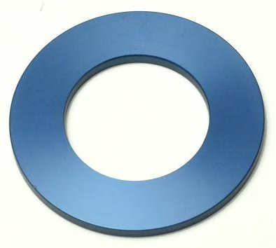 4mm (Blue) Spacer for use with Lucky 13 Yamaha adjustable pump cone