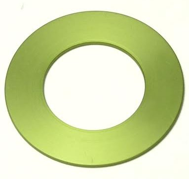2mm (Green) Spacer for use with Lucky 13 Yamaha adjustable pump cone