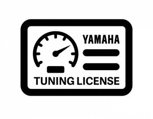 One Tuning License for Yamaha