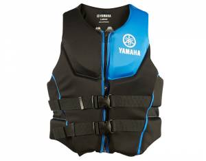 Yamaha Neoprene 2-Buckle PFD - Blue