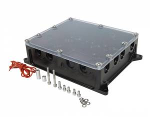 Rick Roy Aluminum Electric Box - Black