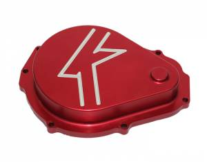 Rick Roy Rickter Flywheel Cover - Red