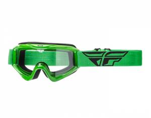 Fly Racing Focus Goggles - Green