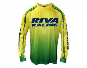 RIVA Racing Offshore LS - Yellow/Green/Blue