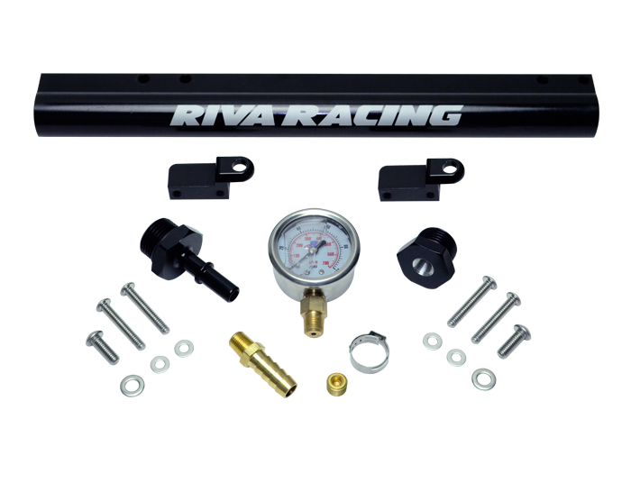 RIVA Sea-Doo High Flow Billet Fuel Rail 185/215/255/260/300 HP Skis