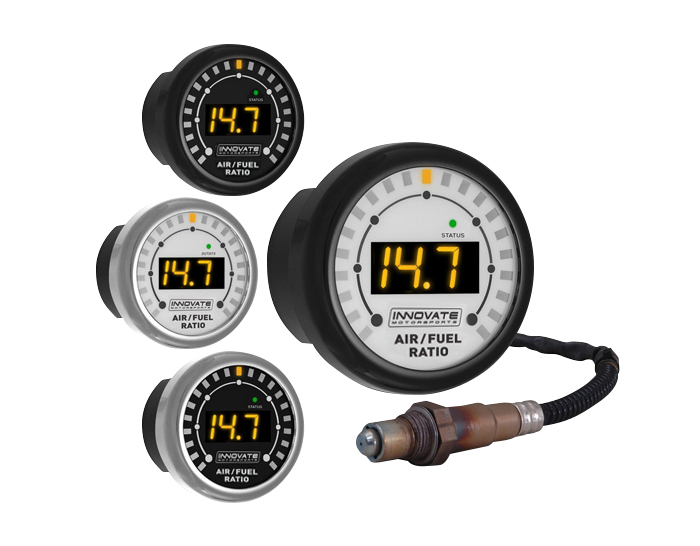 MTX-L Wideband Digital Air/Fuel Ratio Gauge Kit