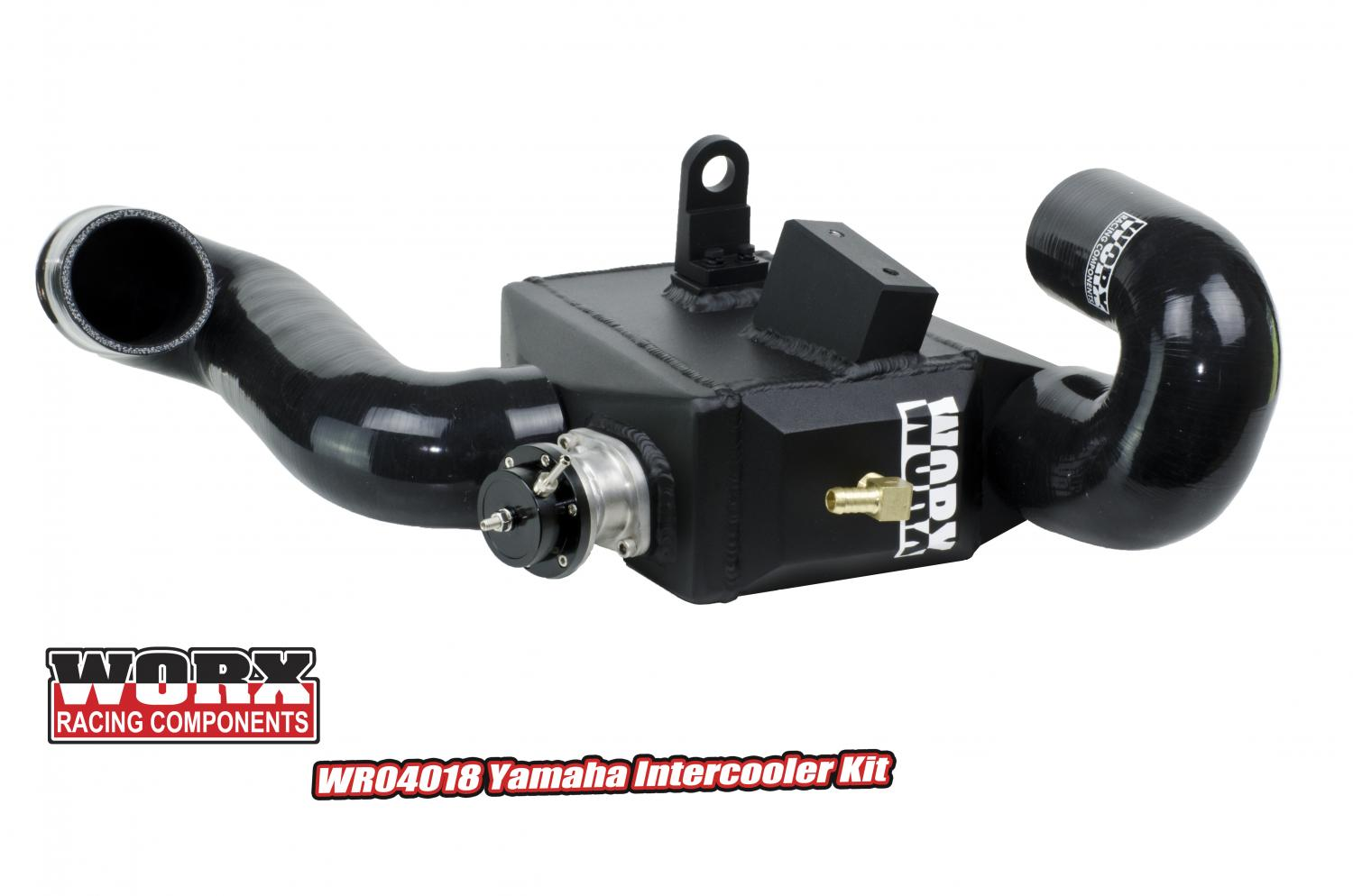 WORX Yamaha 1.8L Intercooler Kit