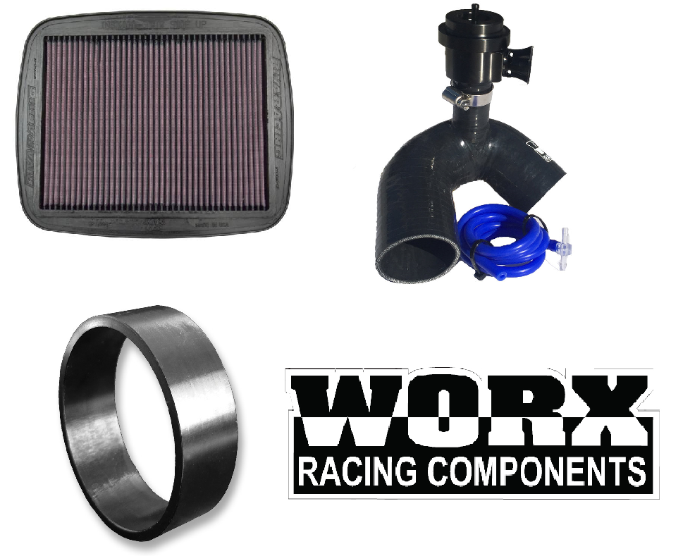 WORX Yamaha 1.8 Air Intake starter kit (2017 and older)