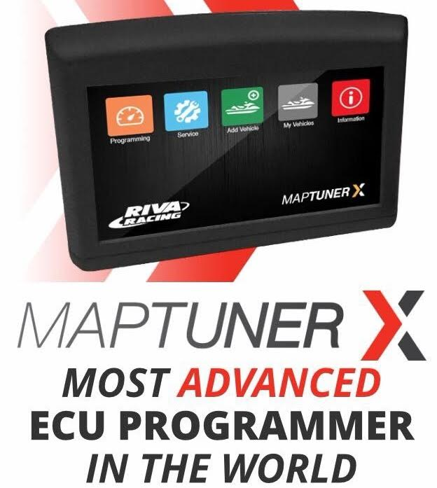 RIVA MaptunerX Tuning System for Sea Doo and Can Am