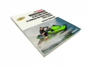 Genuine Yamaha Service Manuals