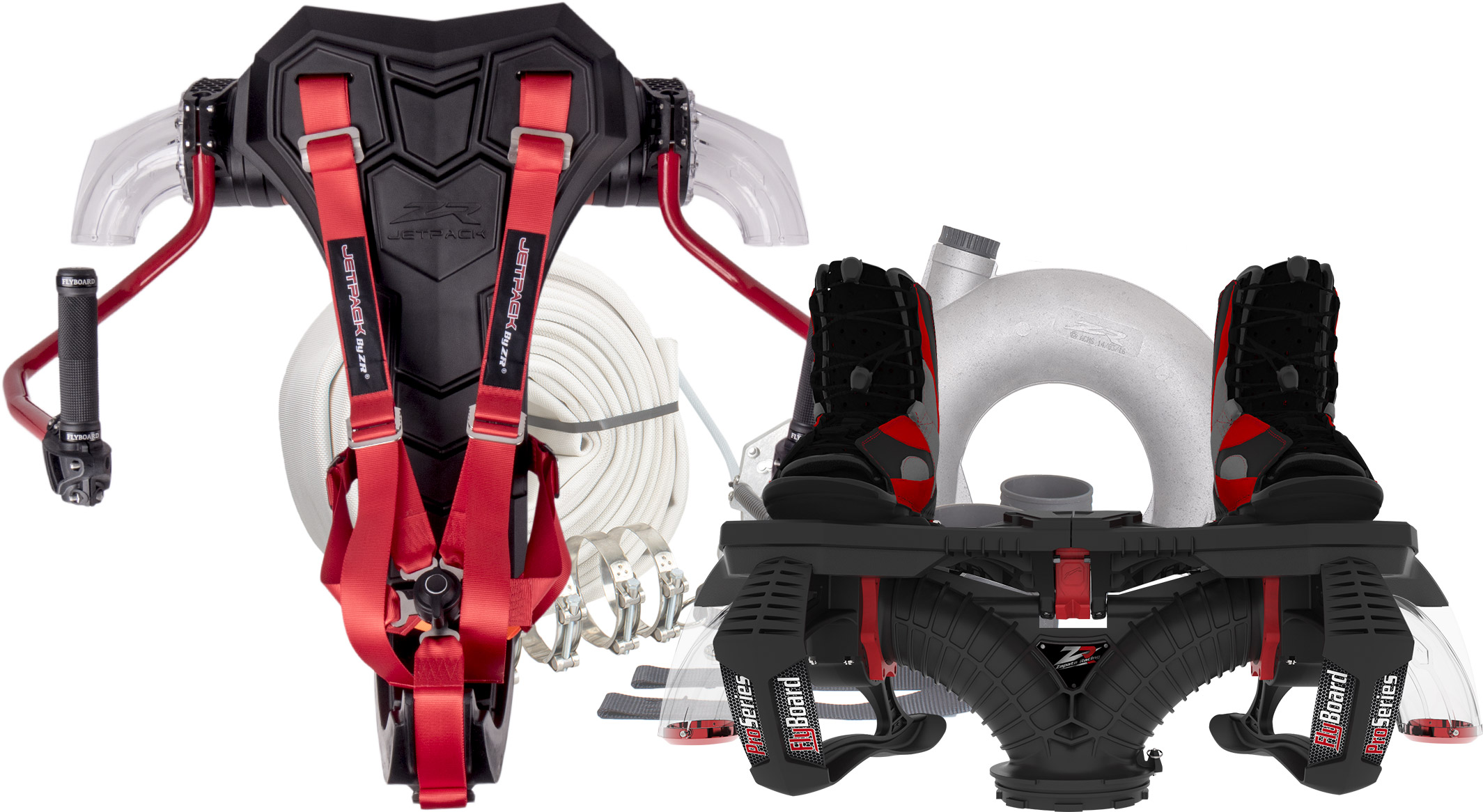 Zapata Flyboards and Accessories