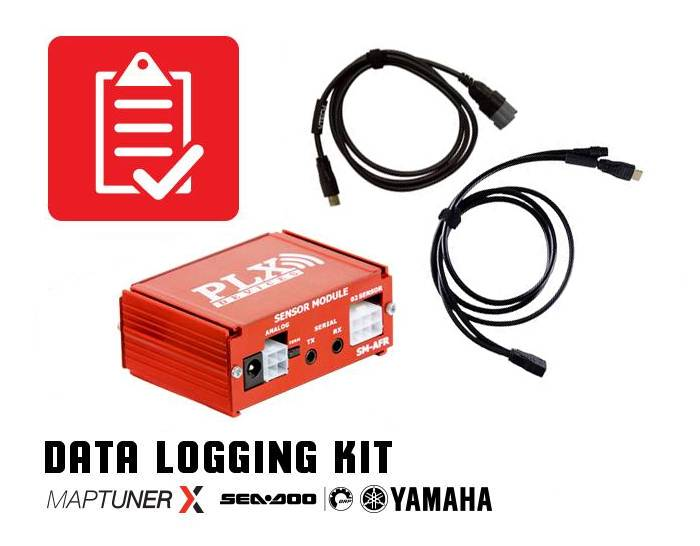 RIVA MaptunerX Data Logging Kit for Yamaha
