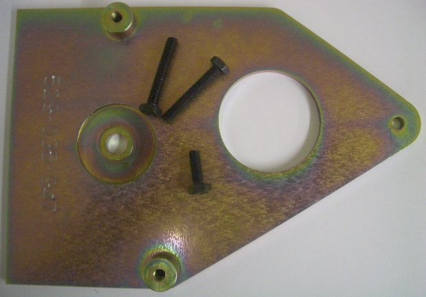 Sea Doo Supercharger Support Plate Tool