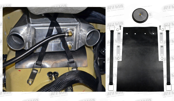 RIVA Sea-Doo GTR 215 Power Cooler Installation Kit
