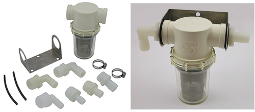Groco Universal Water Filter/Strainer For Intercoolers