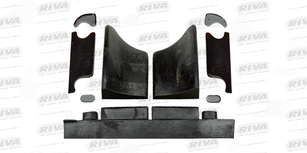 RIVA Yamaha Pump Seal Kit For RIVA Intake Grate for 2012+ FX SVHO & FX SHO/HO
