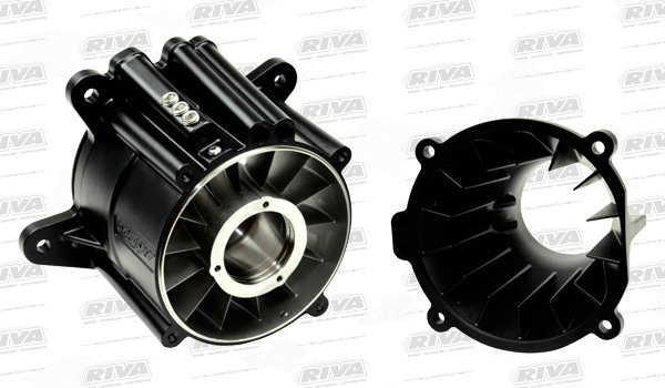 Solas 14 Vane Pump and Nozzle For 215/255/260 Sea Doo