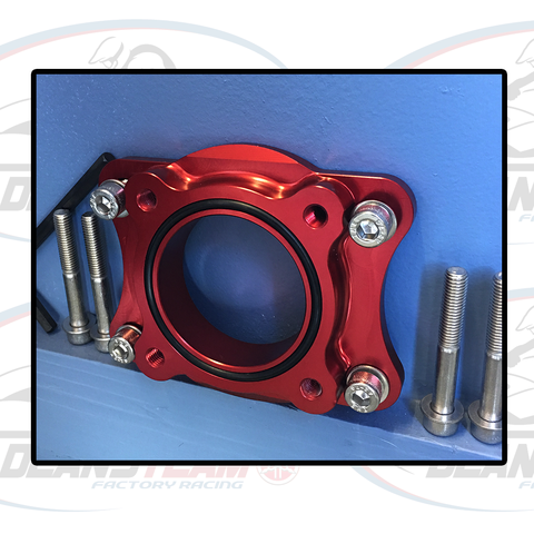 Billet Throttle Body Mount for Yamaha 1.8L
