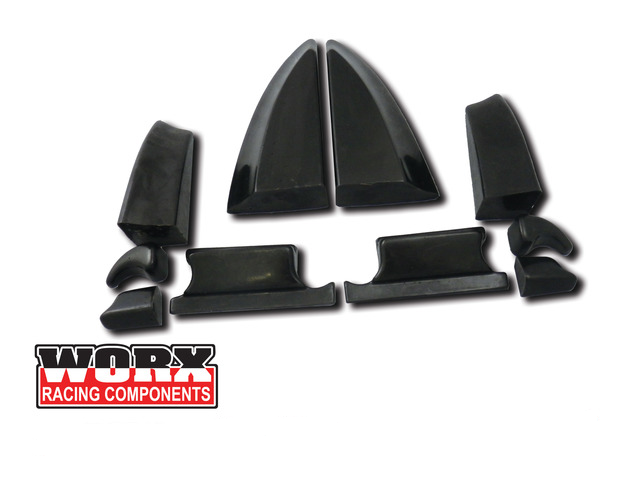WORX Pump Seal Kit for WR237 2012+ FX Intake Grate