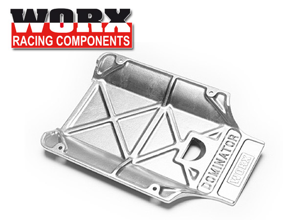 WORX Dominator Ride Plate for 1991-2007 Superjet