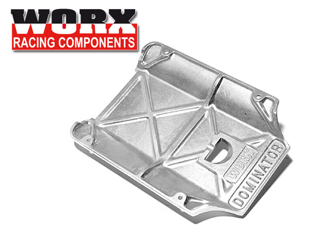 WORX Freestyle Ride Plate for 1991-2007 Yamaha Superjet