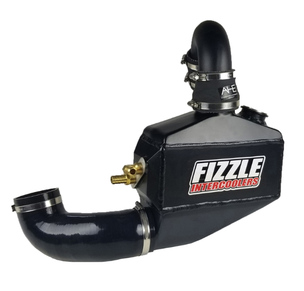 FIZZLE Y1000 Intercooler for Yamaha Skis - No blow off valve included