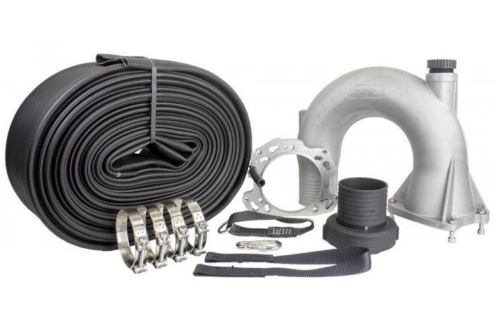 PWC Connection Kit with Dual Swivel System X-Armor 23m